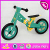 New Style Wooden Balance Bike for Kids, High Quality Kids Wooden Exercise Bike, High-Grade Cheap Wooden Kids Bike W16c122
