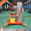 Ce Approved! Single Mast Aluminum Lift/Mobile Aluminium Work Platform