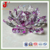 Purple Crystal Lotus Flower (JD-CF-309)