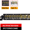 Slim Light Bar LED CREE (10inch, 50W, Waterproof IP68)