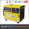 Silent Type 5kw Diesel Generator with New Design