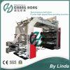 Flexo Printing Press Machine 6 Colors 150m/Min