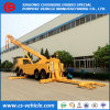 China 30 Ton Towing Wrecker Truck, 8X4 One Lift Two Rotator 30 Tons Wrecker Tow Truck