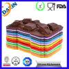 FDA LFGB Confirmed Decorative Custom Silicone Chocolate Mold