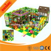 2015 Amusement Park Plastic Indoor Playground Wooden Equipment