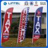 Flying Banner Flag Advertising Flag Pole (LT-17C)