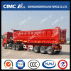 Large Capacitysemi Trailer with Backdoor Unload