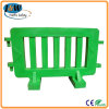 Middle East Plastic Road Traffic Safety Fence Pedestrian Barrier