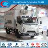 China Designed 5ton Box Type Refrigerated Freezer Truck
