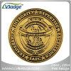 Custom Design Brass Metal Challenge Coin