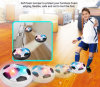 Creative Light-up Toys Bright Light Suspension Football Electric Soccer Kids Boy Indoor Toy Sport Ball