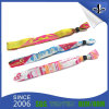 Cheap Price Festival Woven Fabric Wristband for Events