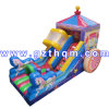Inflatable Slide with Rabbit with Certificate/Commercial Quality Inflatable Slides
