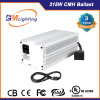 High Efficiency 315W CMH Hydroponics Electronic Lighting Ballast for Indoor Garden