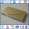 Yellow Color Aluminum Honeycomb Panel for Building Decoration