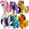 Cute and Lovely Cartoon Plush Toys My Little Pony Plush Toys