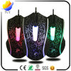 Wrangler Office Desktop Computer Accessories Shine USB Wired Gaming Mouse