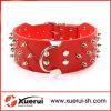 Soft Real Genuine Leather Adjustable Dog Collar