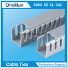 Cable Raceway Narrow PVC Slotted Wiring Duct
