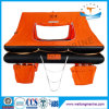 Inflatable Throw Overboard Life Raft for Fishing Boat