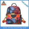 Fashion Printing Nylon Backpack School Bag Outdoor Travel Bag