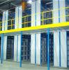 2 Tiers Mezzanine Floor Rack for Small Parts Storage