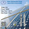 500W 3in Helical Rotor Solar Water Pump, Deep Well Pump