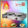 Good Quality Two Plates Electric Crepe Maker for Wholesale