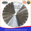 350mm High Quality Diamond Turbo Saw Blade for Cured Concrete Cutting