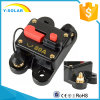 12V/24VDC 80A Solar System Home Reset Inverter Fuse-Waterproof Circuit Breaker-01-80A