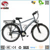 China Manufacure 250W Wholesale Electric Road Bike Lithium Battery City Bicycle Pedalgo Tour E-Bike Riding Vehicle