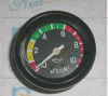 Universal Agricultural Vehicles Mechanical Oil Pressure Gauge