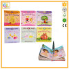 2017 Cheap Full Color Hardcover Cardboard Child Book Printing