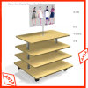 Melamine MDF Display Shelf for Store