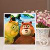 Factory Direct Wholesale New Children DIY Handcraft Sticker Promotion Kids Girl Boy Gift T-167