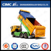 Iveco/JAC/Shacman/HOWO Intellectual Cover Dump Truck for City Use
