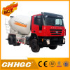 ISO CCC Approved 3 Axle 9cbm Automatic Cement Mixer Truck