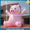 Custom Made Advertising Inflatable Pig Cartoon Model, Inflatable Animal Replicas Cartoon for Sale