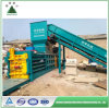 Waste Paper Baler Machine for Both Automatic and Manual Operation with Door