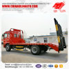Gooseneck Expandable 700mm Drop Deck 4*2 7 Tons Truck
