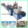 PVC Outside Wall Siding Production Machinery Decorative Sheet Extrusion Line