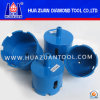 Special Bargain Price 65mm Crown Style Diamond Drill Core Bits