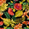 New Style Silk Fabric Digital Printing (0827)