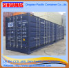 40 Feet High Cube One Side Full Open Container