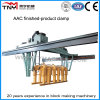 AAC Block Making Machinery Plant/Autoclave Aerated Concrete Block Making Production Line