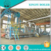 Fully Continuous Plastic Heating Hot Air Circulate Pyrolysis Plant