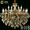 Modern Design Luxury Crystal Chandelier Lamp (AQ10401-10+5)