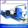 Square Tube CNC Plasma Coping Machine/Flame CNC Cutter