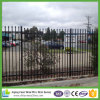 High Quality D Section Palisade Fence for Commercial
