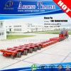 Hydraulic 9 Axis Module Trailer Transporter (4+concave beam+5)